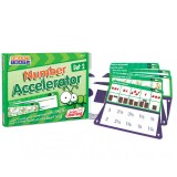 JL107 NUMBER ACCELERATOR CARDS SET 2